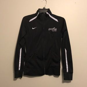 Nike Profile by Sanford zip up work out jacket